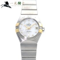 Omega Constellation Ladies new Automatic Watch only 123.20.27.20.55.005