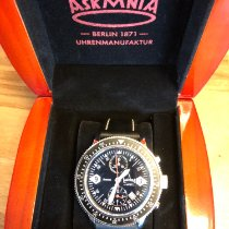 Askania pre-owned Automatic 43mm Blue Sapphire crystal 10 ATM