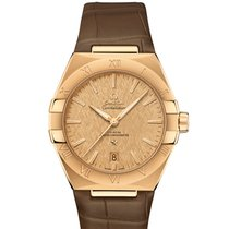 Omega Yellow gold 39mm Automatic 131.53.39.20.08.001 new United States of America, Florida, Miami