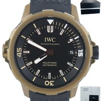 IWC Aquatimer Automatic Bronze 44mm Black United States of America, New York, Smithtown