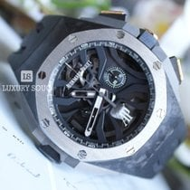 Audemars Piguet 26221FT.OO.D002CA.01 Carbon Royal Oak Concept 44mm pre-owned