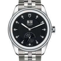 Tudor Glamour Double Date 57100-0004 2020 new