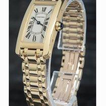 Cartier Ouro amarelo 34.8mm Quartzo W26015K2 usado