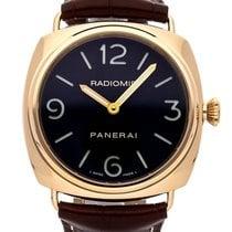 Panerai Rose gold 45mm Manual winding PAM 00231 pre-owned