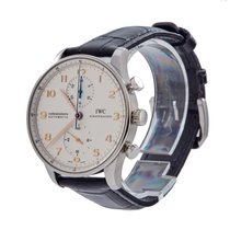 IWC Portugieser Chronograph IW371401 2009 gebraucht
