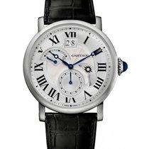 Cartier W1556368 Rotonde de Cartier Retrograde Time Zone in...