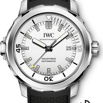 IWC Aquatimer Automatic Steel 42mm White Arabic numerals