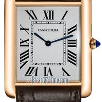 Cartier Rose gold Tank Louis Cartier 34.9mm new United States of America, New York, Airmont