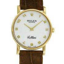 Rolex Cellini Жёлтое золото 32mm Россия, Москва