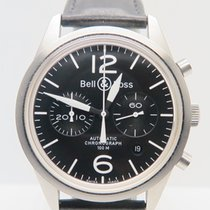Bell & Ross BR 126 Vintage Ref. BR-126-94-SS