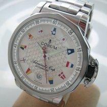 Corum Steel 41mm Automatic 08283020 pre-owned Thailand, Bangkok