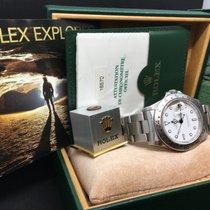 Rolex Explorer II sritta solo SWISS  seriale A full set
