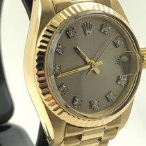 勞力士 (Rolex) Rolex Datejust 6917 Gelbgold Diamanten President ...