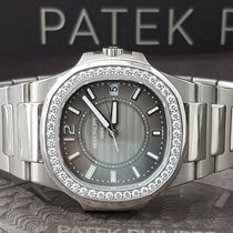 Patek Philippe Nautilus LADIES W/G 32MM