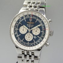 Breitling Navitimer Heritage Chronograph -Stahl/Stahl A35340