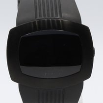 Hamilton Pulsomatic Acier 48mm Noir Arabes