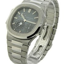Patek Philippe 3712/1A Jumbo Nautilus Power Reserve 3712 in...
