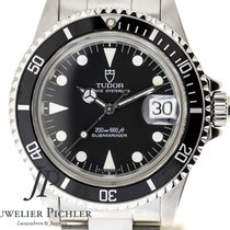 Tudor Prince Oyster Date Submariner, Box & Papiere 1990