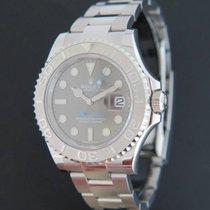 Rolex Yacht-Master Dark Rhodium Dial 116622 NEW