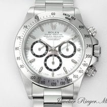 Rolex Daytona 16520 Stahl Chronograph Zenith Automatik