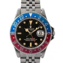 Rolex 1675 Steel 1966 GMT-Master 40mm pre-owned