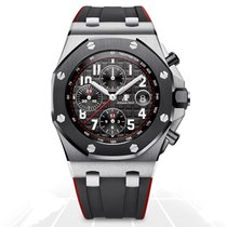 Audemars piguet royal oak offshore vampire 26470st oo for price on request for sale for Royal oak offshore vampire