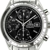 Omega Speedmaster Date Steel 40mm Black
