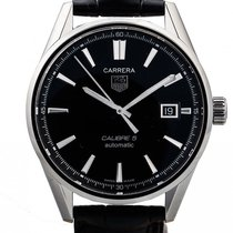 TAG Heuer Carrera Calibre 5 WAR211A.FC6180 new