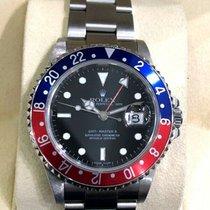 Rolex 16710 Steel 2009 GMT-Master II 40mm pre-owned United States of America, Michigan, Farmington Hills
