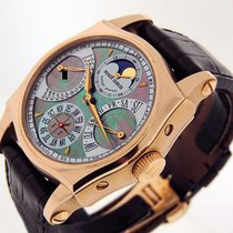 Roger Dubuis Sympathie Rose gold 40mm Mother of pearl Arabic numerals United States of America, California, Los Angeles