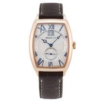 Breguet (ブレゲ) ヘリテージ 新品 自動巻き 正規のボックスと正規の書類付属の時計 5410BR/12/9VV