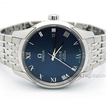 Omega De Ville Co-Axial Steel 41mm Blue Roman numerals United States of America, Florida, Aventura