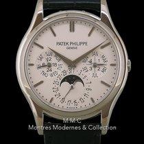 Patek Philippe Perpetual Calendar Or blanc 37mm Sans chiffres France, Paris