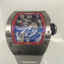 Richard Mille RM030 Titanium 2014 RM 030 50mm pre-owned United States of America, New York, New York