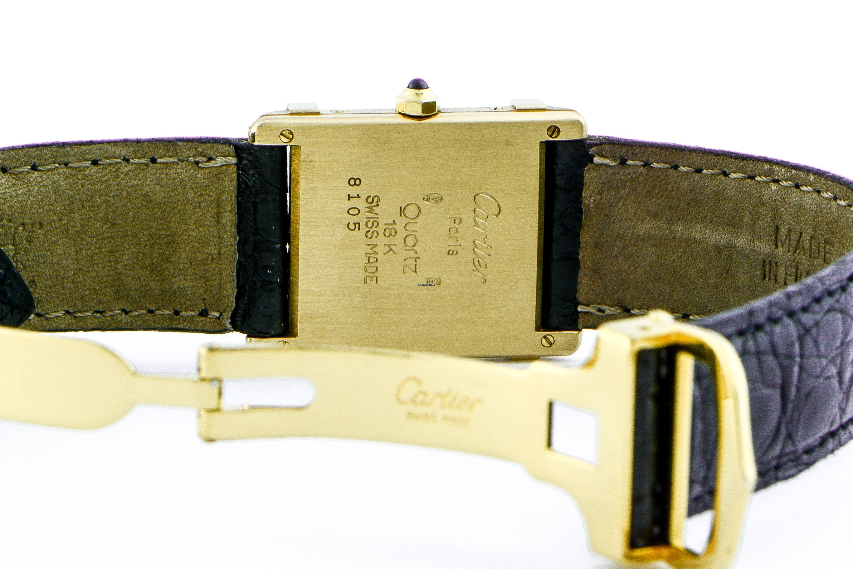 739dbb5575f895 Cartier Tank Chinoise seldem 750 yellow Gold 30 x 22 mm for $2,997 for sale  from a Trusted Seller on Chrono24