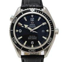 Omega 2200.50.00 Steel Seamaster Planet Ocean 45mm pre-owned