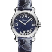 Chopard Happy Sport Steel 36mm Blue