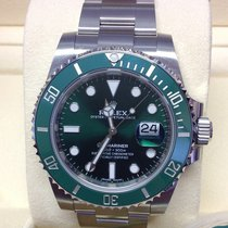 Rolex Submariner Date new 2018 Automatic Watch with original box and original papers 116610LV