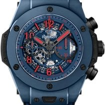 Hublot Ceramic Automatic Transparent 45mm new Big Bang Unico