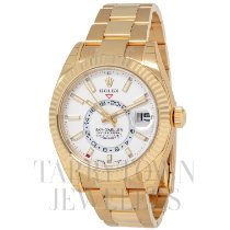 Rolex 326938 Yellow gold 2019 Sky-Dweller 42mm new United States of America, New York, Hartsdale