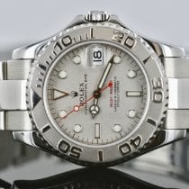 Rolex Yacht-Master Steel 29mm Silver No numerals United States of America, Michigan, Southfield