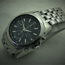 Seiko Steel 39mm Black Finland, Imatra