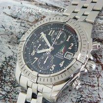 Breitling Chronomat Evolution Stahl 44mm Schwarz Keine Ziffern Deutschland, Castrop-Rauxel