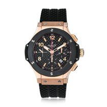 Hublot Big Bang 44 mm Rose gold 44mm Black United States of America, New York, New York