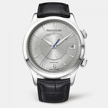 Jaeger-LeCoultre Master Memovox Steel 40mm Silver United States of America, Florida, Miami