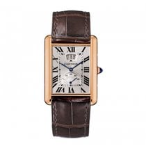 Cartier Tank Louis Cartier Rose gold 30mm Silver Roman numerals United States of America, Florida, Miami