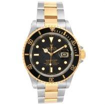 Rolex Submariner Date 16613 1987 gebraucht