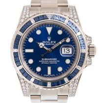Rolex Submariner Date 116659SABR-BL_O new