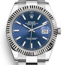 Rolex Datejust neu 2020 Automatik Uhr mit Original-Box und Original-Papieren 126334