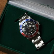 Rolex GMT-Master 1675 1978 pre-owned